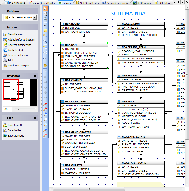 database designer - Database Designer Software