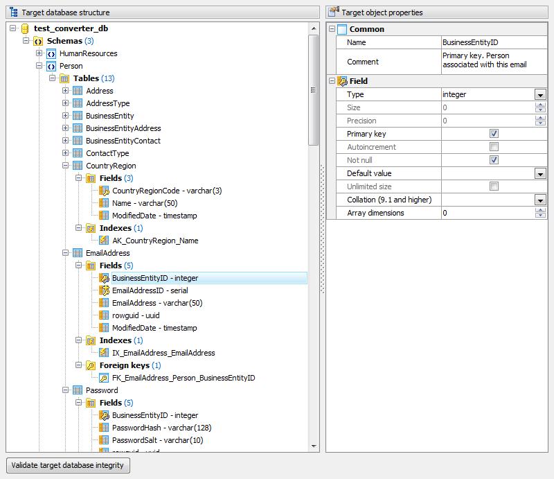 Oracle Database Converter | Oracle database migration tool