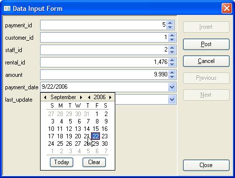 Firebird Query Builder - Firebird SQL Editor by SQL Maestro Group