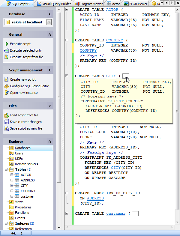 SQL Server Compact Tools - SQL CE Tools by SQL Maestro Group