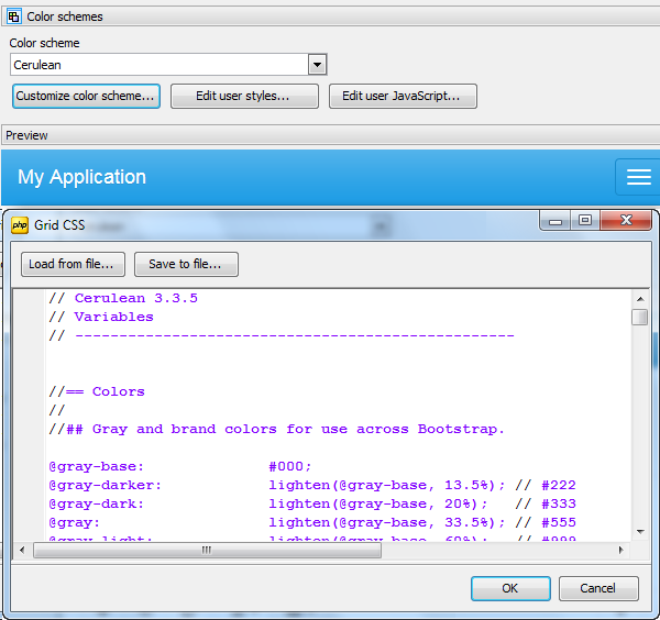 Mysql Php Generator Php Code Generator And Crud Form Builder By