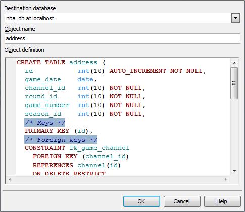 PostgreSQL GUI Admin Tool - Postgres manager for Windows by
