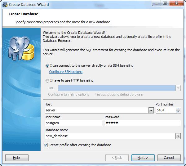 how to set default tablespace in postgresql