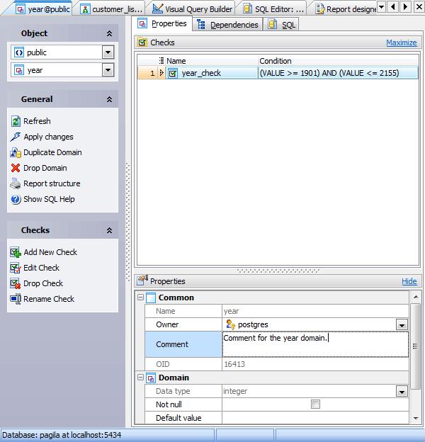 Rename constraint postgres PostgreSQL ALTER
