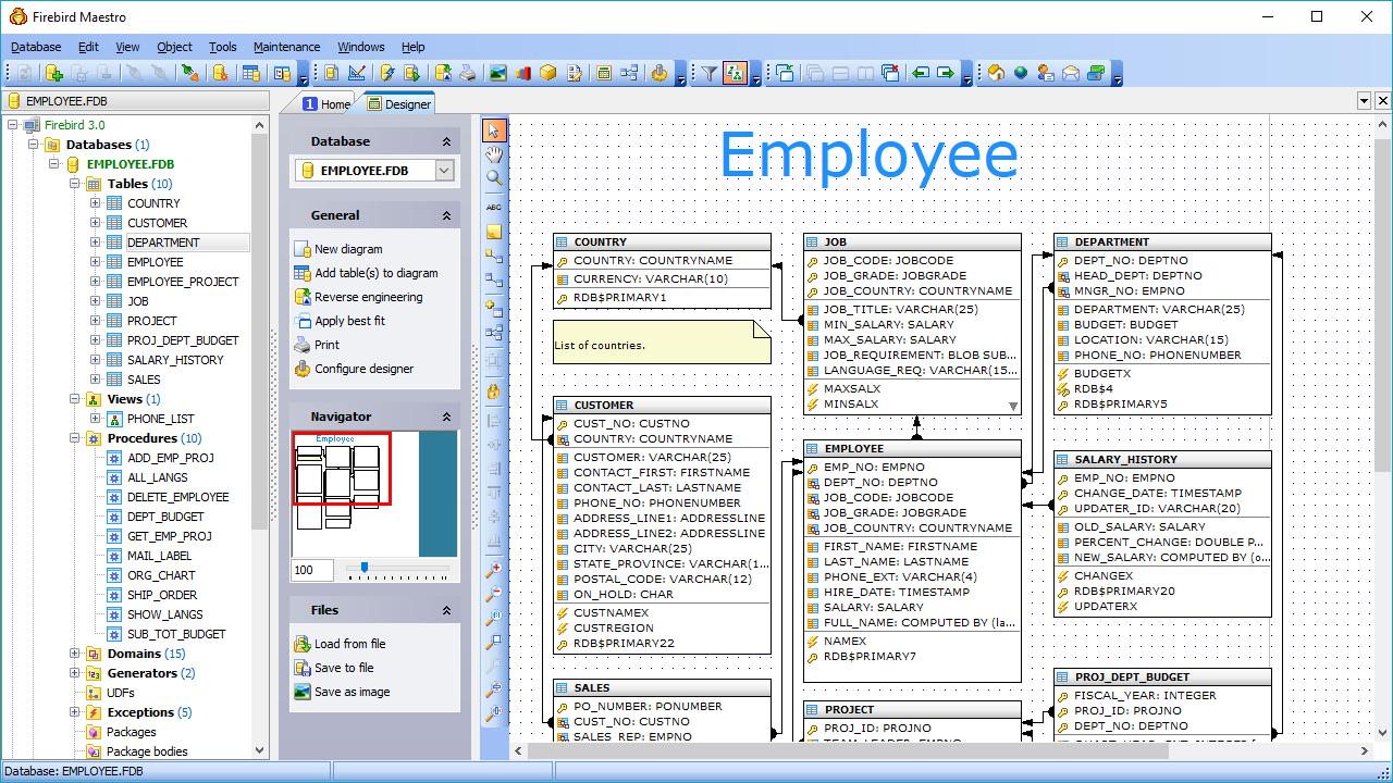 database designer - What Is Database Designer